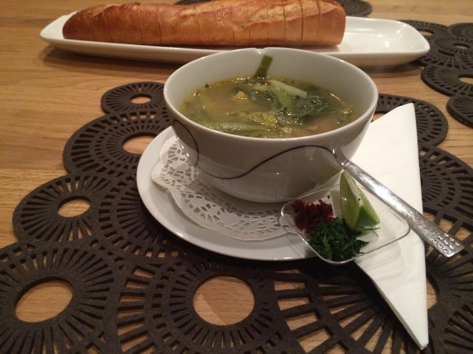 Vietnamese Chicken Soup